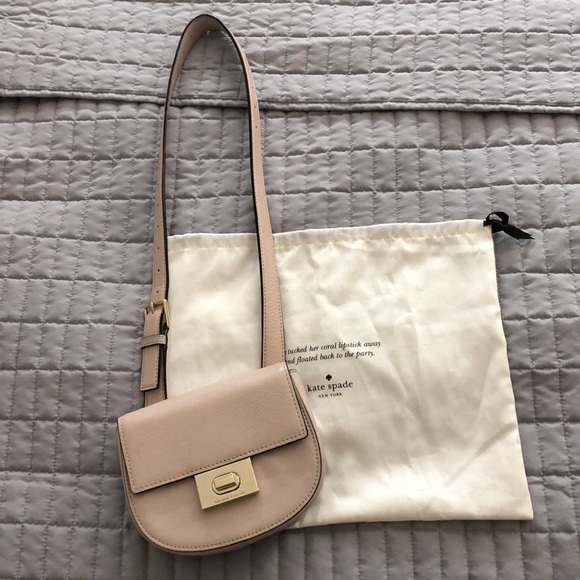 f7c19480925 kate spade Handbags - Greenwood Place Rita Leather Belt Bag Kate Spade